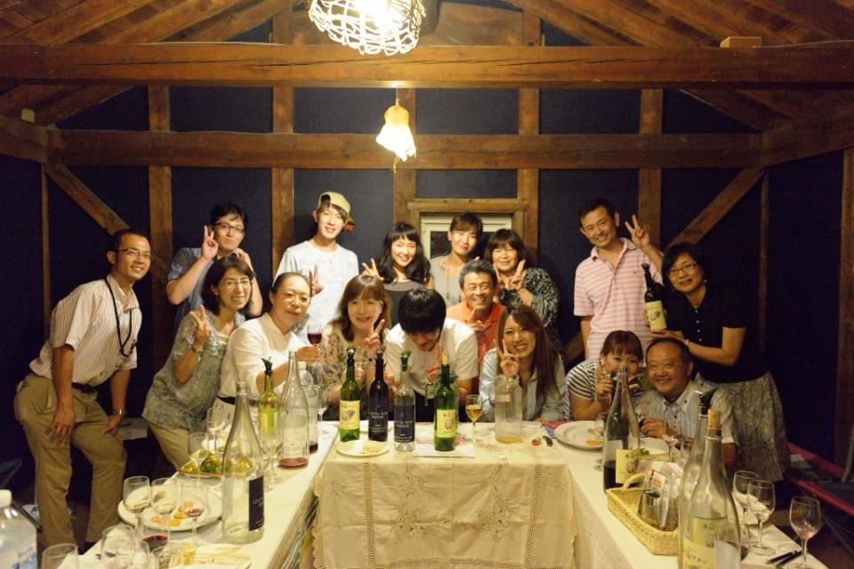 井筒ワインによるワインテイスティング会 ※終了※
